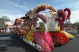 Rose Parade 2008, Queen's Trophy