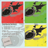 CD Sleeve - Back - 'Andy Warhol' style