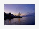 Barentsburg - harbour