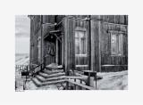 Barentsburg - housing