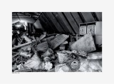 Barentsburg - warehouse of junk