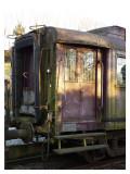 Wagon door