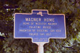 The Wagner House.