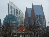 The Hague has a skyline! Who knew?