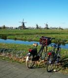 Bikes and windmills