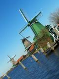 Windmills at full-tilt