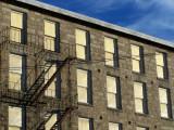 Old mill in The Flint