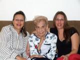 Bachi,  Nannie,  and Heather