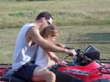 I got to ride