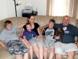 Heather, Jojo, Blake, Blaze, and Beth