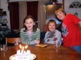 Chloe's birthday