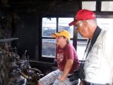 Pops explaining steam.