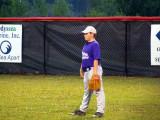 Blake in the field