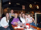 The birthday bunch
