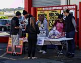 Fund-raising - BBQ Sausages