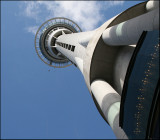 Sky Tower Visits - 2008 + 2010
