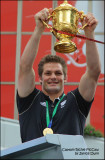 The All Blacks won the Rugby World Cup 2011