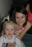 Mila and Hannah
