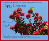 CHRISTmas greetings to you all
