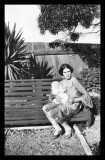 Alicia and baby Lesley 1929
