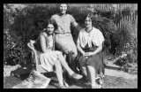 Mary, Ada and Alicia Pain at Wellington 1920's
