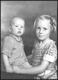 David and  Elaine Dunn 1942
