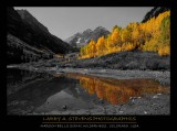 MAROON BELLS - Autumn