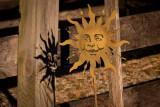 The Sun's Shadow
