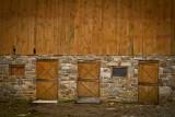 Three New Barn Doors