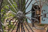 Rainbow Row Iron