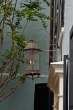 Rainbow Row Lantern (245)