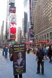 Brooke Shields on Broadway