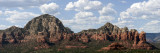 Sedona Verde Valley Airport Rd Panorama