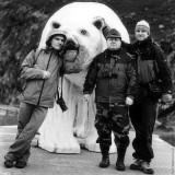 Oleg, Sergey & Ivan in Hammerfest
