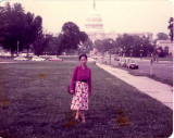 Flashback 1984: Mom in DC