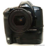 11/07/11: The Canon EOS D2000/Kodak DCS  520 Digital SLR