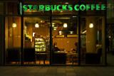 Starbucks Coffee, Paris, 2007