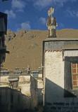 Detail of monastry