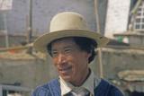 Lhasa, a souvenir vendor