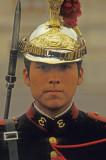 Lima. Presidential guard