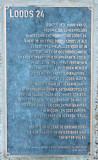 Holocaust Memorial. Loods 24