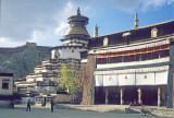 Kumbum Stupa