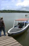 Landingstage at Jodensavanne