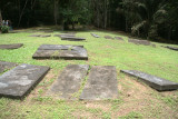 Partial overview of the graveyard of the Masters