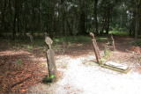 Graveyard of the slaves