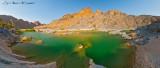 Panoramic View - Wadi Al-Arabieen