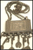 Omani Silver Jewels - Necklace