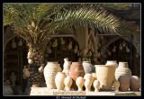 Omani Pots - Nizwa