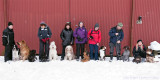 Groupshot from Doggie-meetup February 11, 2012