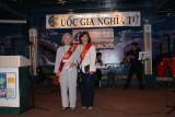 Cô Hoà & Ðại Hội QGNT 2011